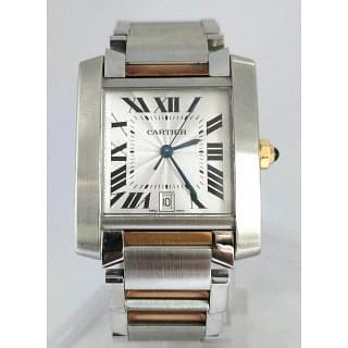 Cartier Tank Francaise Automatic 2302 Wristwatch