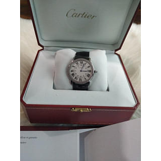 Cartier Ronde Solo Steel Unisex Watch