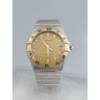 Omega Constellation Full Bar Watch