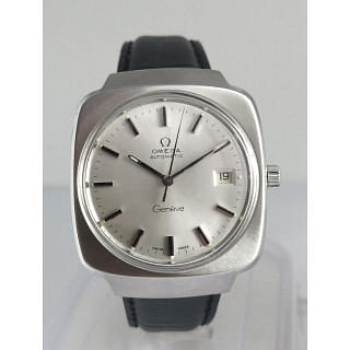 Omega Geneve Vintage Swiss Automatic Watch