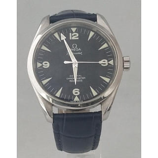 Omega Railmaster Co‑Axial Chronometer 40 mm