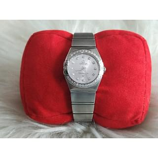 Omega Constellation Diamond Watch Limited Edition