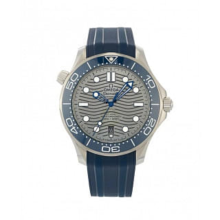 Omega Sea master Diver Co-Axial Master