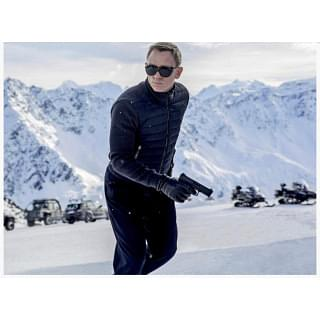 Tom Ford Panelled Ribbed Wool and Quilted Shell Down Jacket