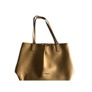 Karl Lagerfeld Knot Leather Tote