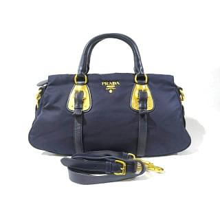 Prada Nylon 2 Way Shoulder Bag