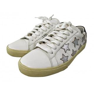 Saint Laurent Court Classic Star California Sneakers