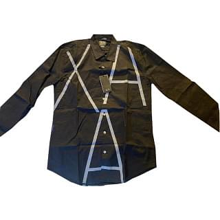 Armani Exchange Black Men Shirt