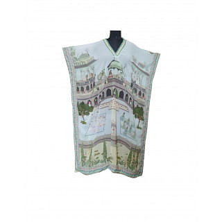 Twelve AM PM Kaftan