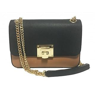 Michael Kors Tina Medium Shoulder Flap Bag