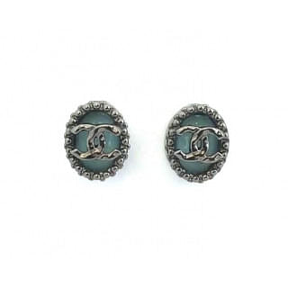 Chanel CC Earring