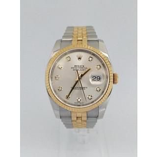 Rolex Datejust 36 Diamond Dial 116233