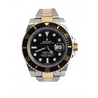 Rolex Submariner Date Steel & Gold 116613LN