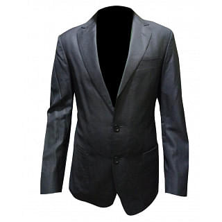 Zegna Travel Black 16308 Blazer