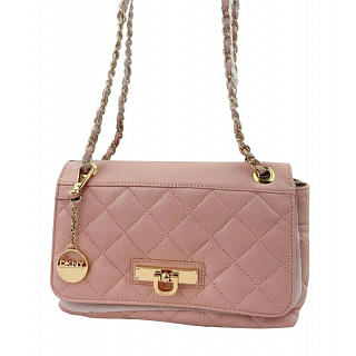 DKNY Quilted Chain Crossbody Bag