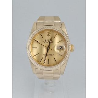 Rolex Oyster perpetual Day-Date 18k Gold Watch
