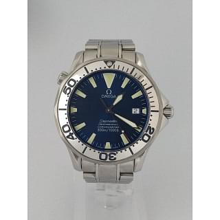 Omega Seamaster Professional 300M Watch 2 Years Service Warranty by Luxepolis
