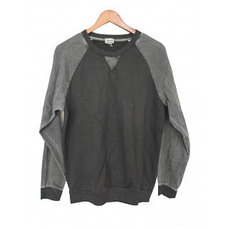 Diesel Black & Grey Sweatshirt