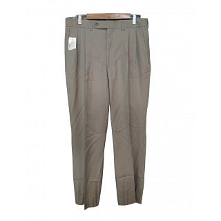 Sak Fifth Avenue Khaki Trouser