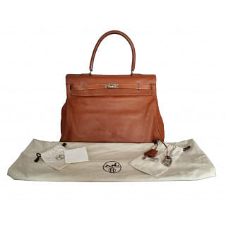 Hermes Kelly 50 Relax Travel Bag