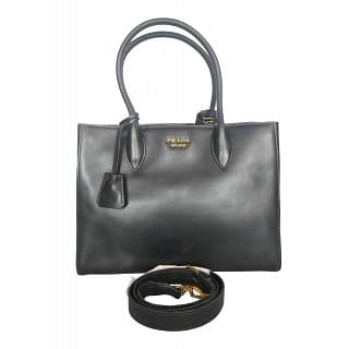 Prada Bibliotheque Top-Handle Tote