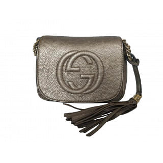 Gucci Soho Small Leather Disco Shoulder Bag