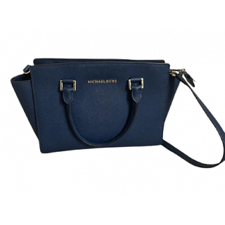 Michael Kors Selma Medium Saffiano Satchel