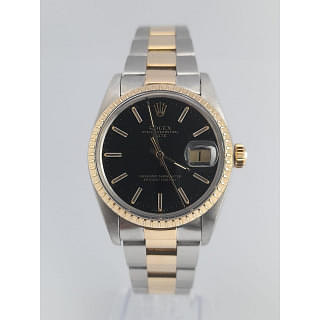 Rolex Oyster Perpetual Date 1505 + 2 Year Comprehensive Service Luxepolis Warranty
