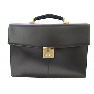 Salvatore Ferragamo Men Laptop Bag