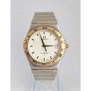 Omega Constellation 33MM Steel Gold