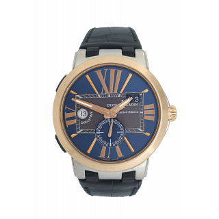 Ulysse Nardin Yuvraj II  Executive Dual Time Limited Edition