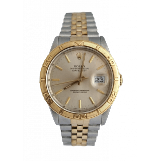 Rolex Datejust 36 Steel & Gold