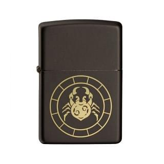 ZIPPO USA  Zodiac Sign Edition Cancer Lighter