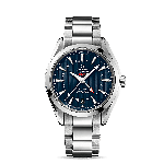 Omega Seamaster Aqua Terra 150m Co-Axial GMT 43MM