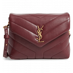 Saint Laurent Quilted Toy Loulou Bag