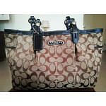 Coach Gallery Signature East West Tote