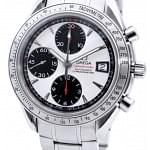 OMEGA SPEEDMASTER DATE AUTOMATIC CHRONOGRAPH MEN WATCH
