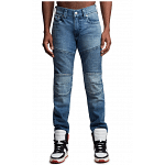 True Religion Geno Moto Slim Jean