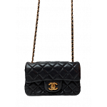 Chanel Quilted Classic Flap Shoulder Bag