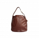 Coach Avy Embossed Croc Hobo