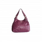 Coach Madison Maggie Purple Bag