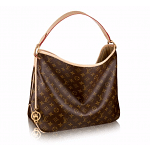 LOUIS VUITTON DELIGHTFUL PM M50154 with Purchase Receipt