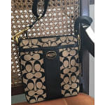 Coach swing pack bag