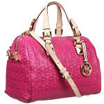 Michael Kors Grayson Medium Chain Satchel