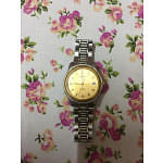 TISSOT WATCH SWISS TWO TONE GENTS MENS PR50