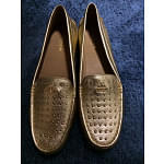 Coach Orlene Leather Loafers