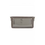 DKNY Women Crossbody Bag,PVC ,Grey