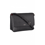 DKNY crossbody Bags For Women , Leather , Navy