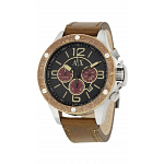 ARMANI EXCHANGE Quartz Watch for Men, Brown, AX1518