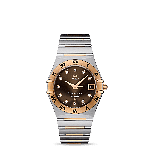 Omega Constellation 35.5MM Steel Gold Automatic